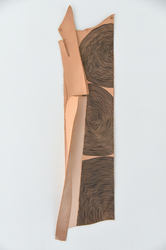 Tongji Philip Qian Miscellaneous Permanent marker on vegetable-tanned leather