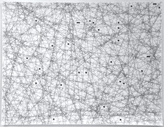 Tongji Philip Qian Miscellaneous Graphite on graph paper