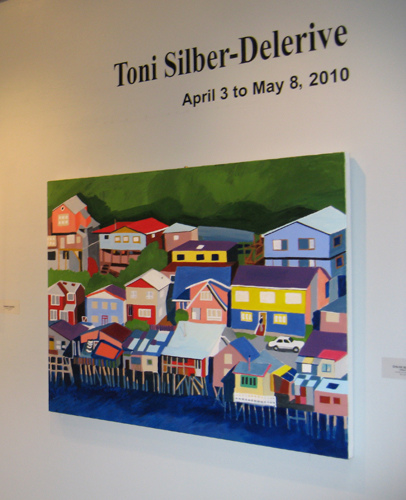 Toni Silber-Delerive Exhibitions Images Chiloe Island, Chile SOLD