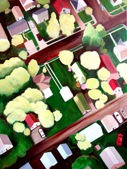 Aerialscapes Farm Country SOLD