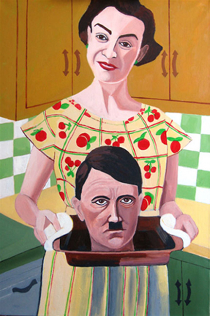 Figurative Serving Adolf