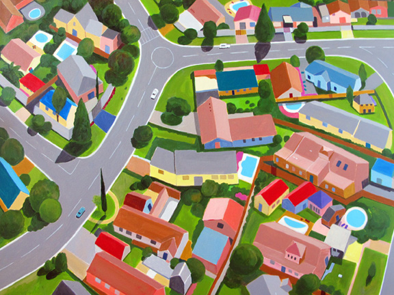 Aerialscapes South Africa Suburb