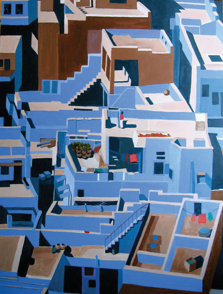 Aerialscapes Jodhpur, India SOLD