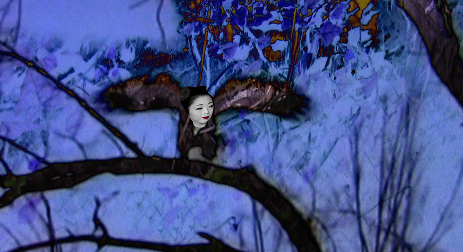 Tree of Life Kathy Rose (2015) digital still from video