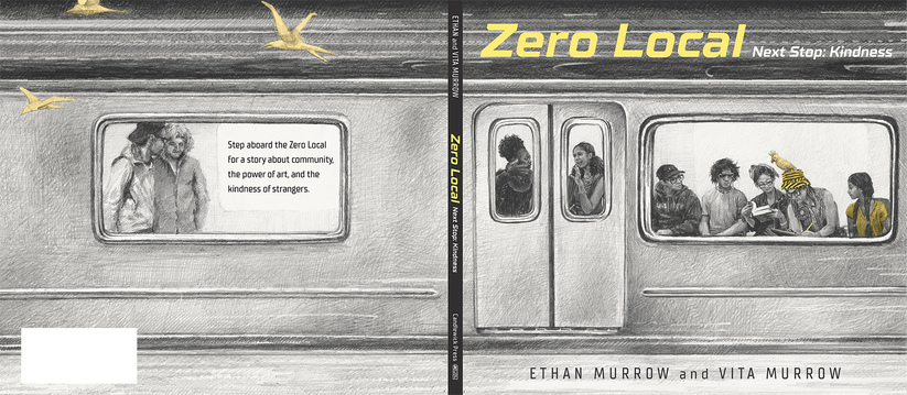 The Work of Ethan and Vita Murrow ZERO LOCAL BOOK