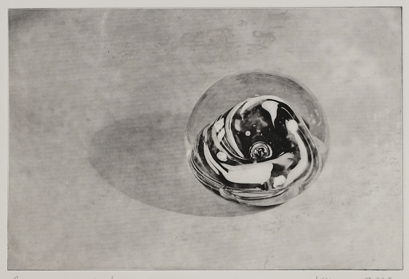 Varese Layzer Households Photopolymer intaglio print