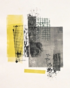 Mitchell Visoky Monotypes