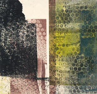 Mitchell Visoky Monotypes Monotype