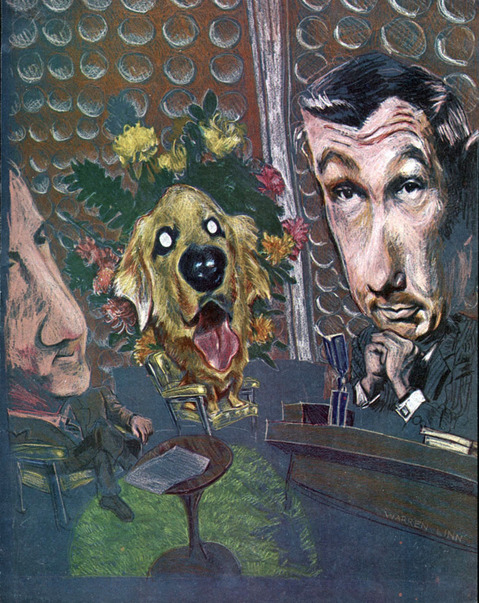 Illustration Archives Phreno the Talking Dog