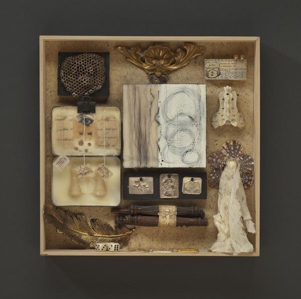 Cabinet Of Curiosities. Wendy Aikin Mixed Media
