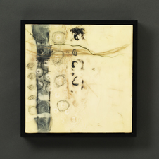 Wendy Aikin Paintings  Encaustic