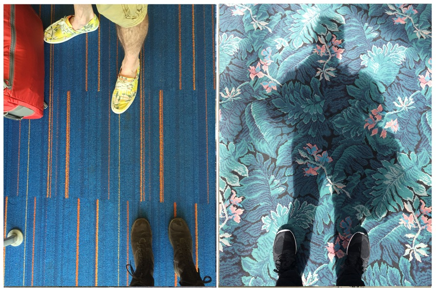 Florida Airport Carpet
