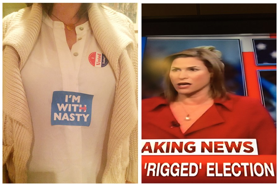 Election Nasty/Rigged