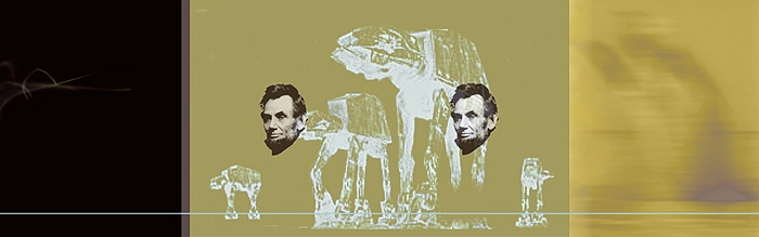 painting lincoln with at-ats