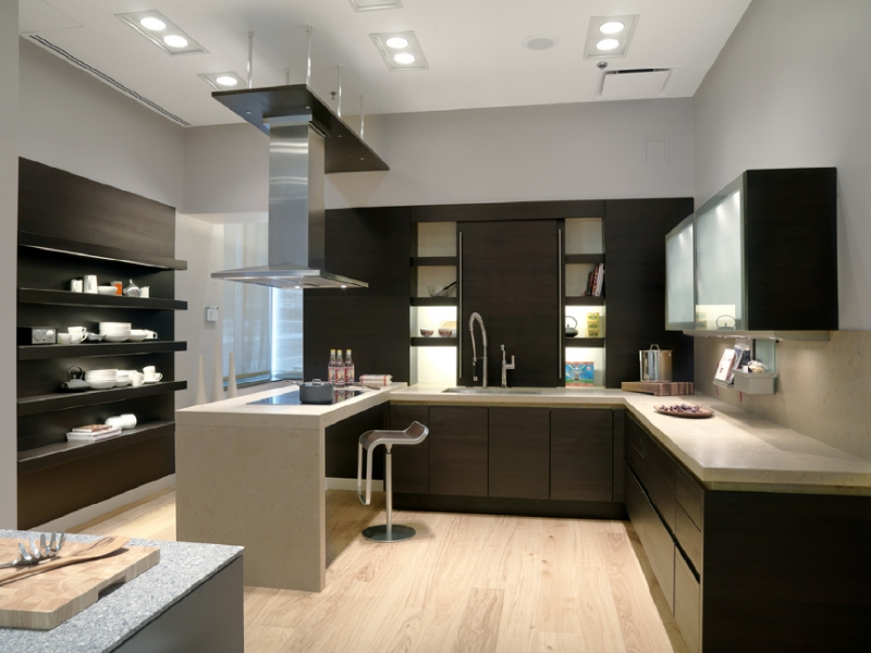 Architectural Photography Siemantic Kitchens, Boston MA