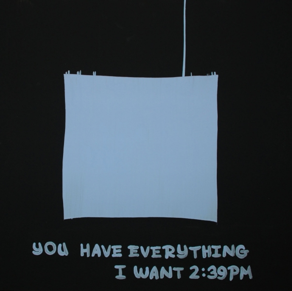 You have everything I want<br/>