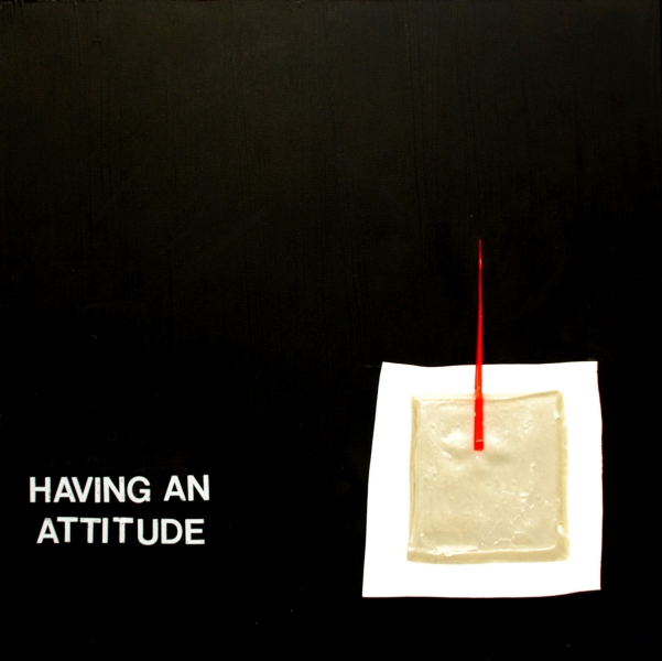 Having an attitude<br/>