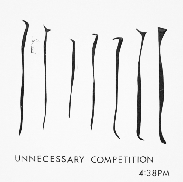 Unnecessary Competition<br/>
