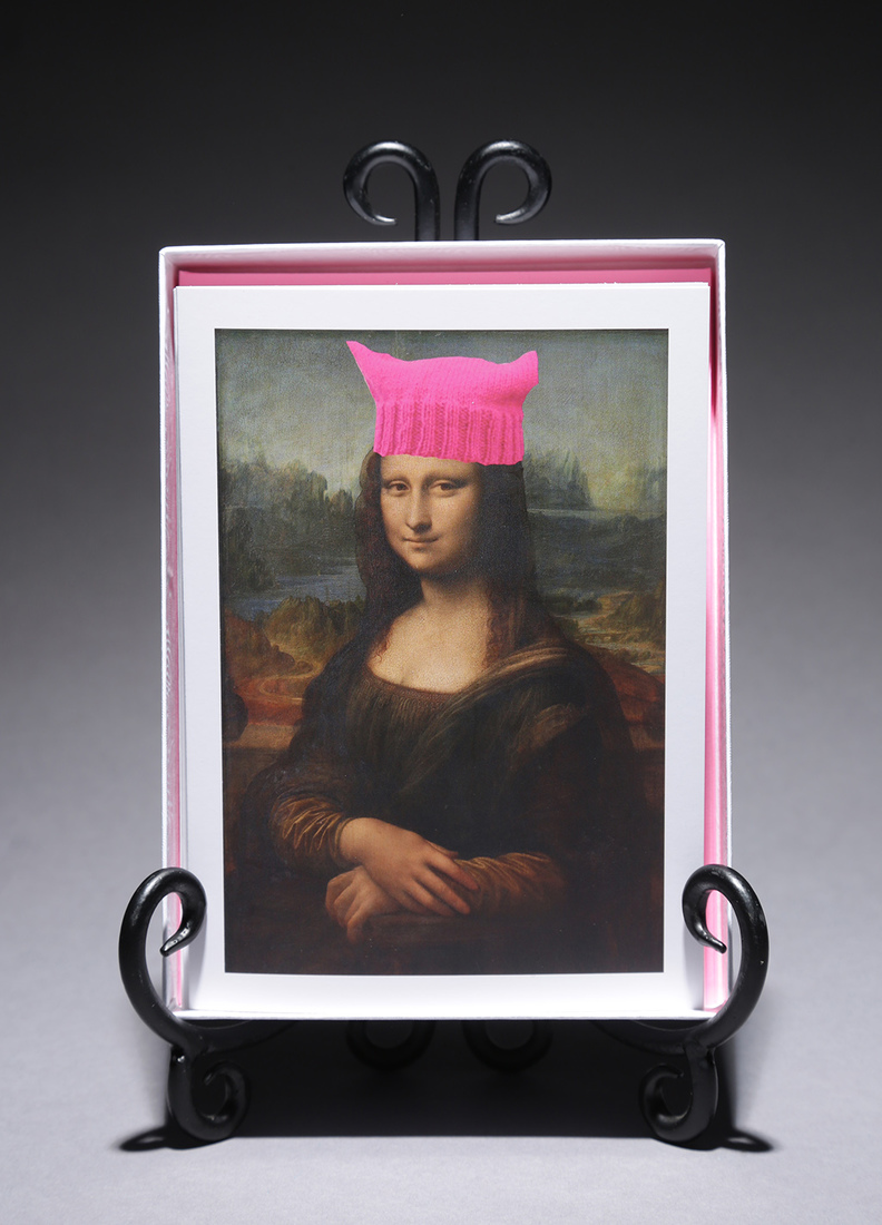 Pussy Hat Cards  Pussy Hat Cards